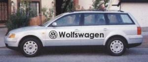 wolfswagen