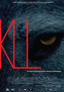 Poster from the FILM/KUNST artmovie: KILL