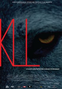 Poster from the FILM/KUNST artmovie: KILL